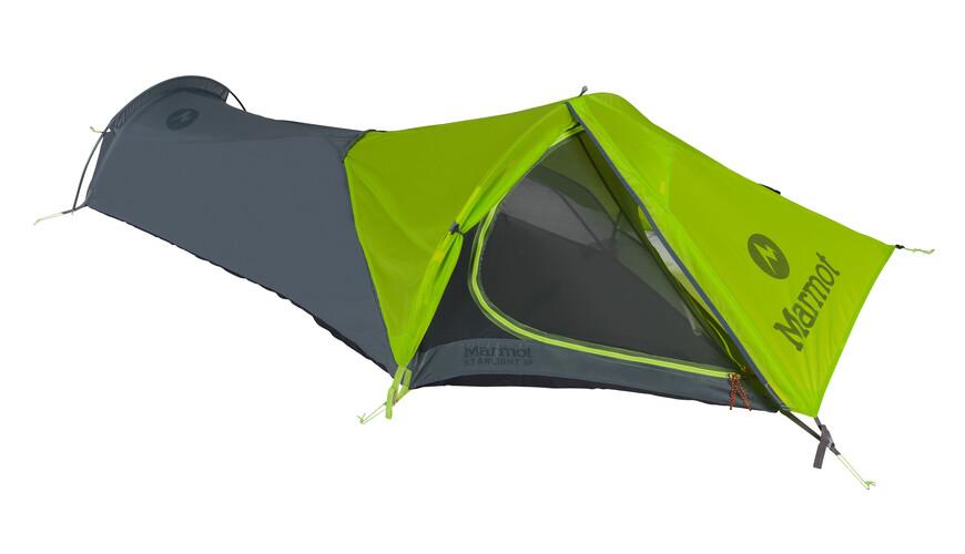 Marmot Starlight 1P tent grijs/groen